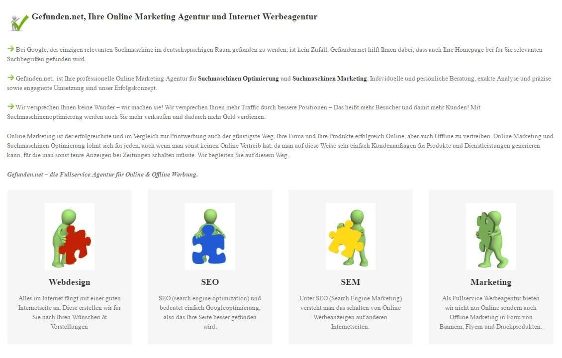 SEO, Suchmaschinenoptimierung für Heilbronn als professionelle Internetangetur